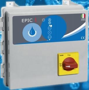 Panou de control și comandă EPIC 1-400/10