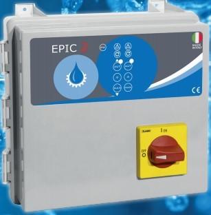 Panou de control și comandă EPIC 2-400/10
