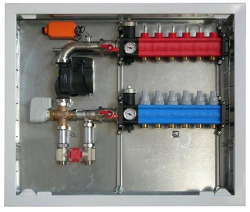 Echipament compact de amestec Floorblock QF02S